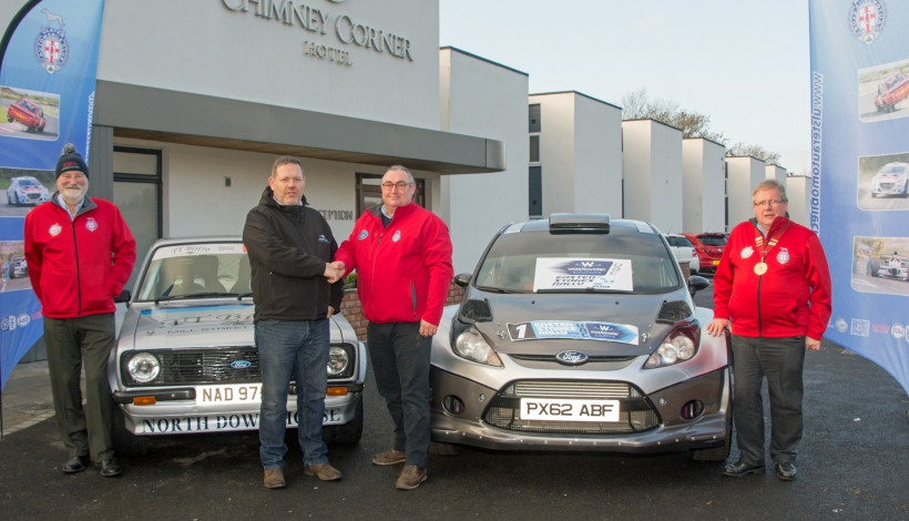Sponsor Announced for the UAC Easter Stages Rally