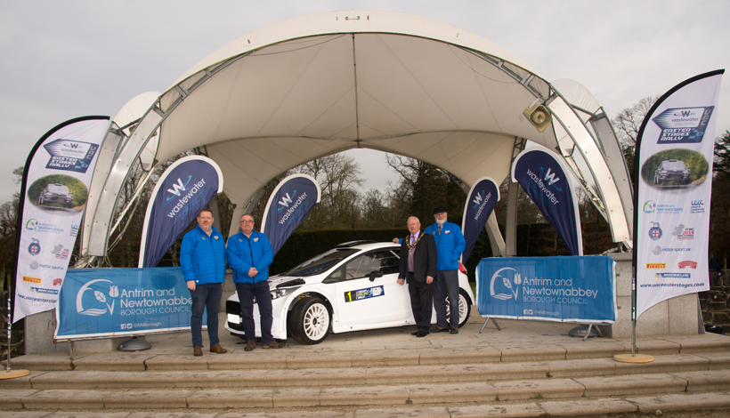 Wastewater Solutions UAC Easter Stages Rally 2019 (ANBC)