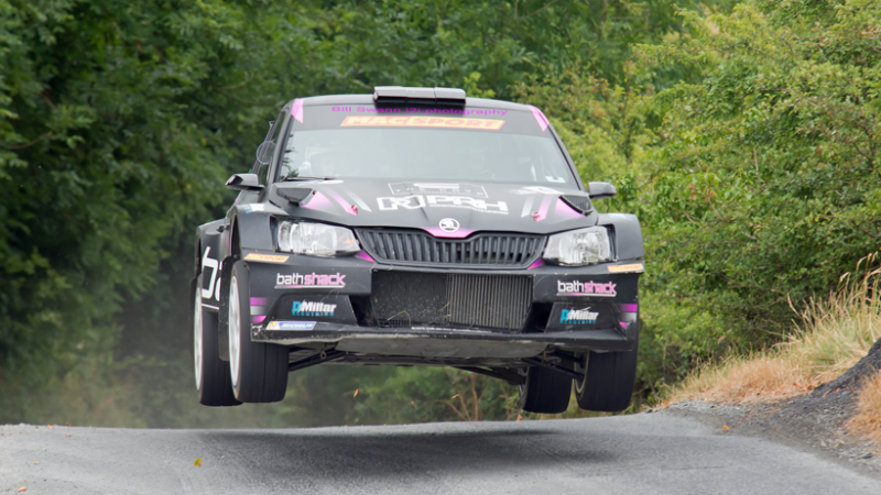 Wastewater Solutions 2020 Circuit of Ireland International Rally