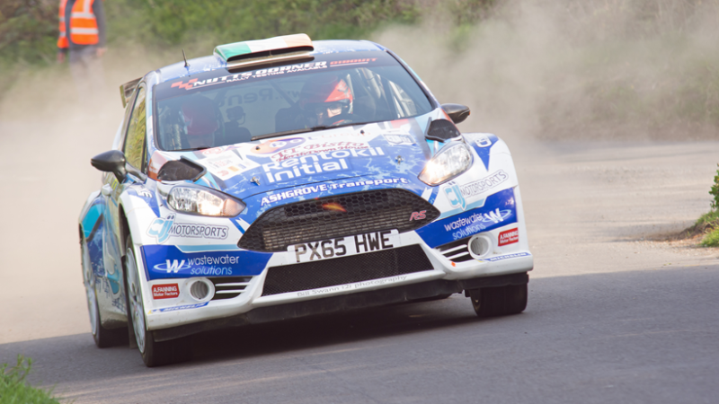 Wastewater Solutions 2021 Circuit of Ireland International Rally