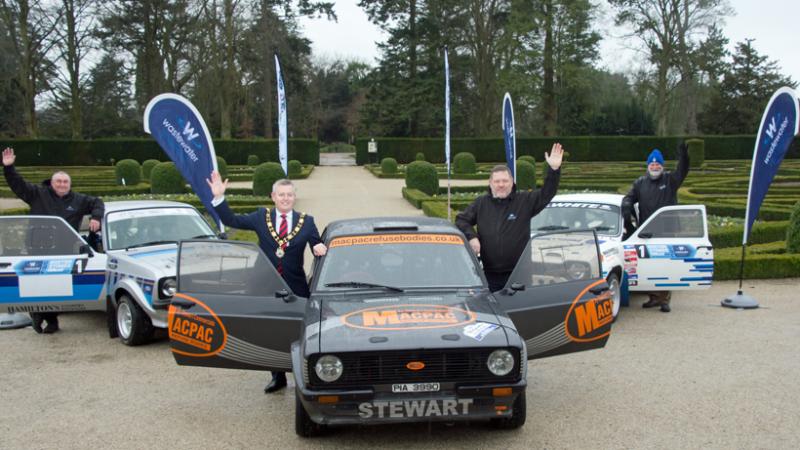 The Giant is Stirring: The Circuit of Ireland Rally gets ready for Easter